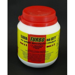 Siara Turbo na loty - 250g - Prima